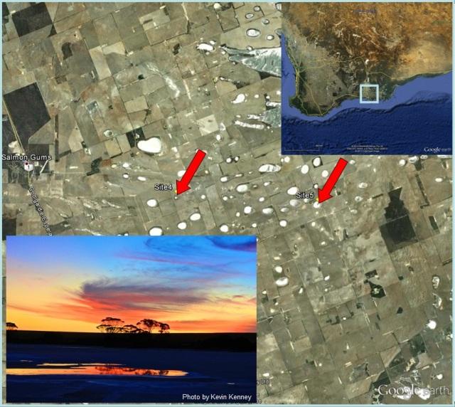 Esperance area of southwestern Western Australia